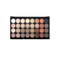 Палетка теней Makeup Revolution Ultra 32 Shade Eyeshadow Palette Flawless Matte 2