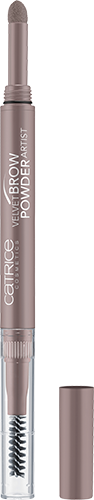 Тени-карандаш для бровей CATRICE Velvet Brow Powder Artist 010 Blond Brows Are A Girl s Best Friend светло-коричневый
