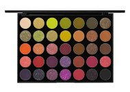 Палетка теней Morphe 35M Colour Boss Mood Eyeshadow Palette