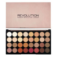 Палетка теней Makeup Revolution Ultra 32 Shade Eyeshadow Palette Flawless 3 Resurrection