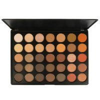 Палетка теней Morphe 35O 35 Color Nature Glow Palette