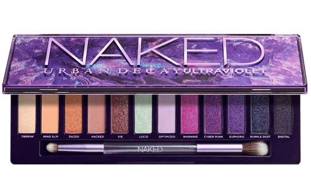 Naked Violet