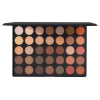 Палетка теней Morphe 35OS 35 Color Shimmer Nature Glow Eyeshadow Palette