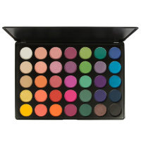 Палетка теней Morphe 35B 35 Color Burst Palette