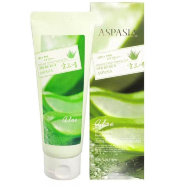 Гель-скатка для лица Aspasia с экстрактом алоэ - Aloe Fresh and Clear skin care, 180 мл