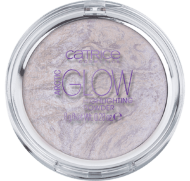 Хайлайтер CATRICE Arctic Glow Highlighting Powder 010 JUPITER'S GLOW сиреневый жемчуг