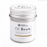 Хна для бровей CC Brow в баночке, 10 гр light brown