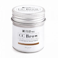 Хна для бровей CC Brow в баночке, 10 гр grey brown