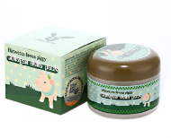 Маска для лица желейная с коллагеном Elizavecca лифтинг Green Piggy Collagen Jella Pack
