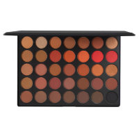 Палетка теней Morphe 35O2 35 Color Second Nature Palette