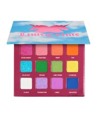 Палетка теней Lime Crime 10th Birthday Shadow Palette