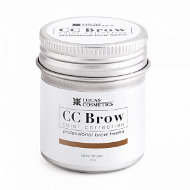 Хна для бровей CC Brow в баночке, 5 гр grey brown