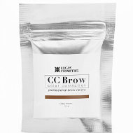 Хна для бровей CC Brow в саше, 10 гр grey brown