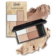 Палетка хайлайтеров Sleek MakeUP Precious Metals №029 Highlighting Palette