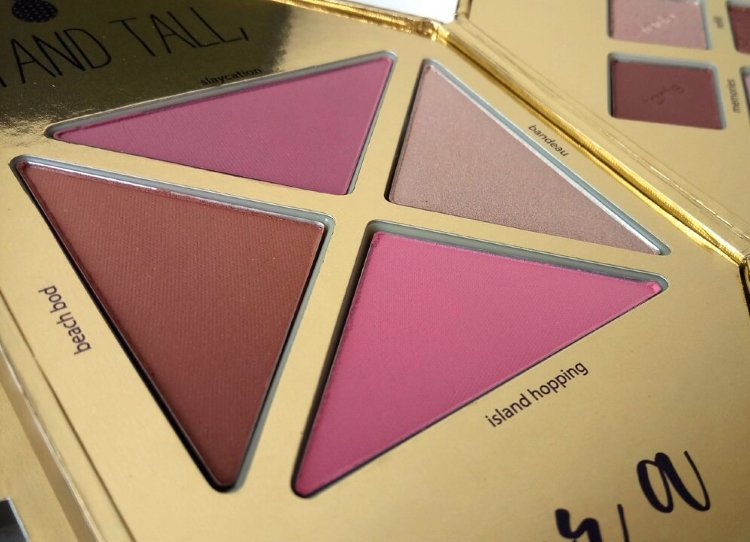 Подарочный набор Tarte - Sweet Escape Collector's Set (Limited Edition)