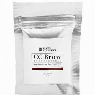 Хна для бровей CC Brow в саше, 10 гр dark brown